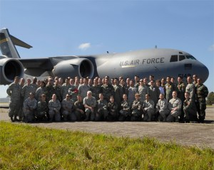 Operation Southern PArtner Group Photo
