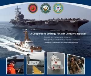 Maritime Strategy cover
