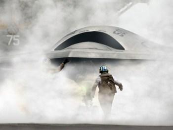 X-47B UAV