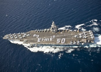 Enterprise celebrates her 50th, November 2011
