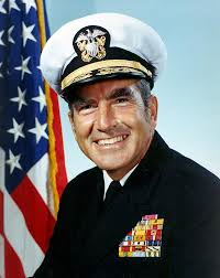 Admiral Zumwalt