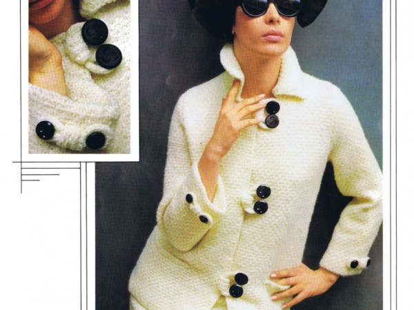 Pauline Denham Vintage Patterns