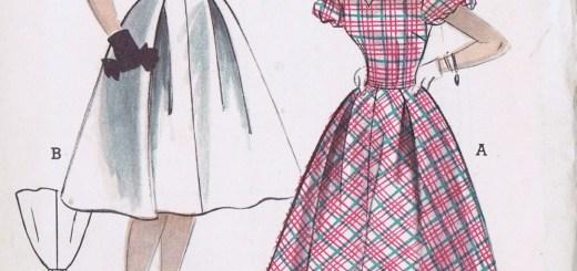 Butterick 6558 Girls Dress Size 10