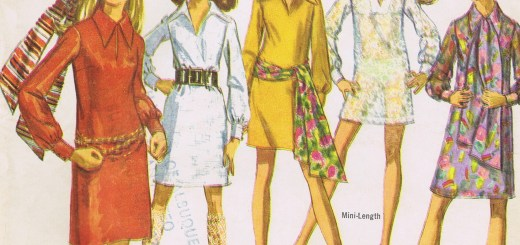 Vintage Simplicity 8333 Dress Sewing Pattern Size 10