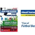 Torneo de futbol Visual Home alquiler de pisos apartamentos benidorm base 2