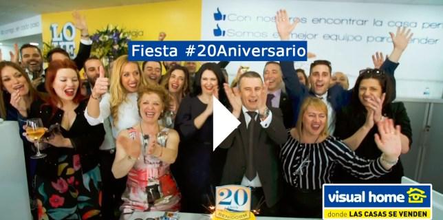fiesta 20 aniversario visual home
