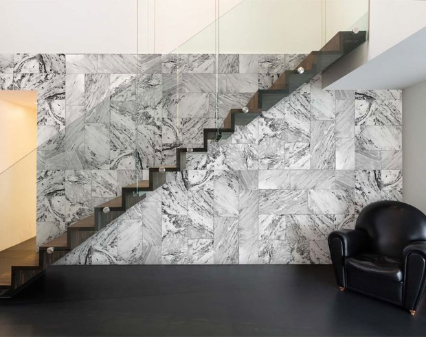 Marble Cubes Wall Mural M8977