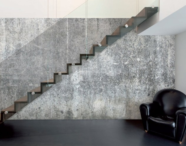 Coarse Concrete Wall Mural by Walls Republic M8991