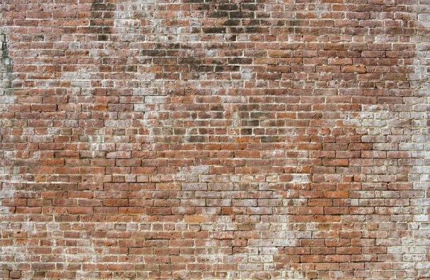Historic Brick Wallpaper Mural | Walls Republic