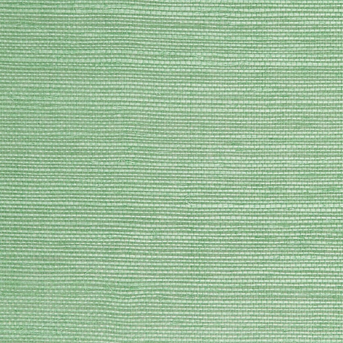 Sisal Tiffany Blue Grasscloth Wallpaper R2006
