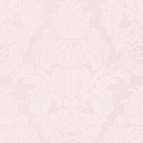 Lilac Grandiose Damask Wallpaper R3219