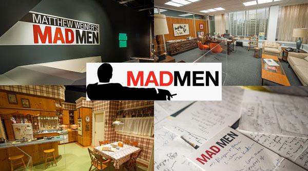 Mad Men at  the MOMI  by Manhattan Wardrobe Supplies