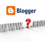 Jual Domain untuk Blogspot