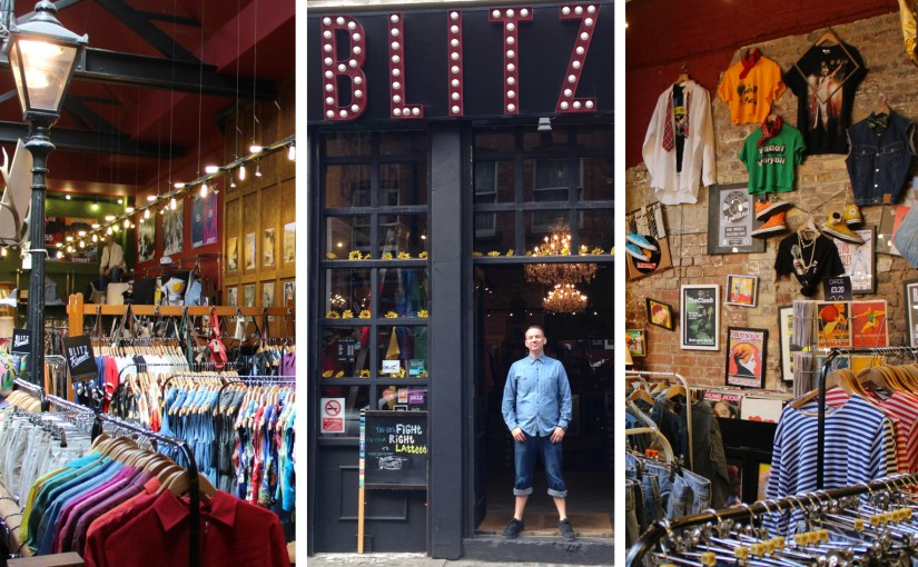Europe's biggest vintage store invites new brands to pop up