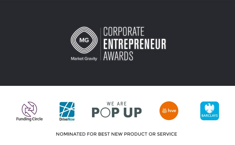 Market Gravity Corporate Entrepreneur Awards nominate WAPU for best new product or service