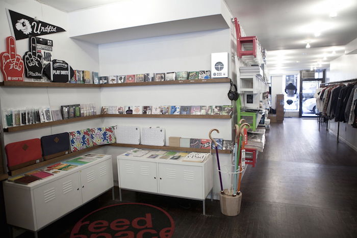 We Are Pop Up x Reed Space are ShopSharing in NYC