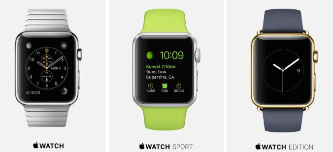 Collections Apple Watch
