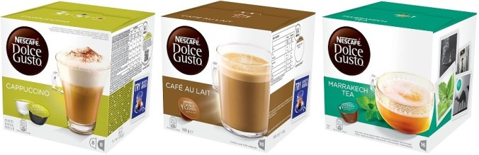 Dolce Gusto Drop capsules