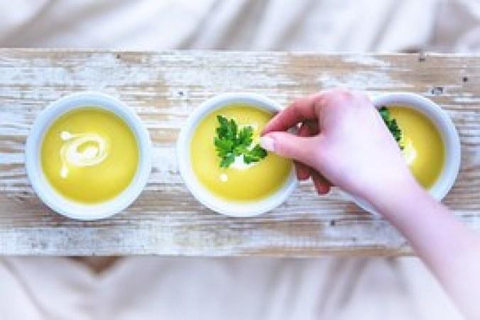 Soupe de poireaux