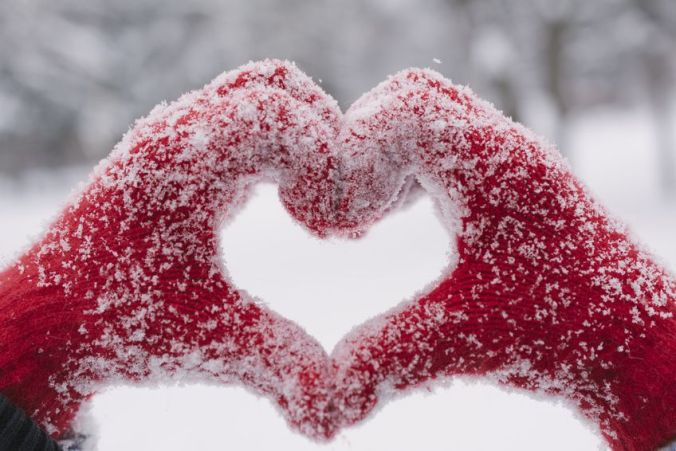 Coeur hiver