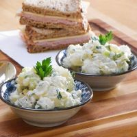 Nona's Potato Salad #SundaySupper