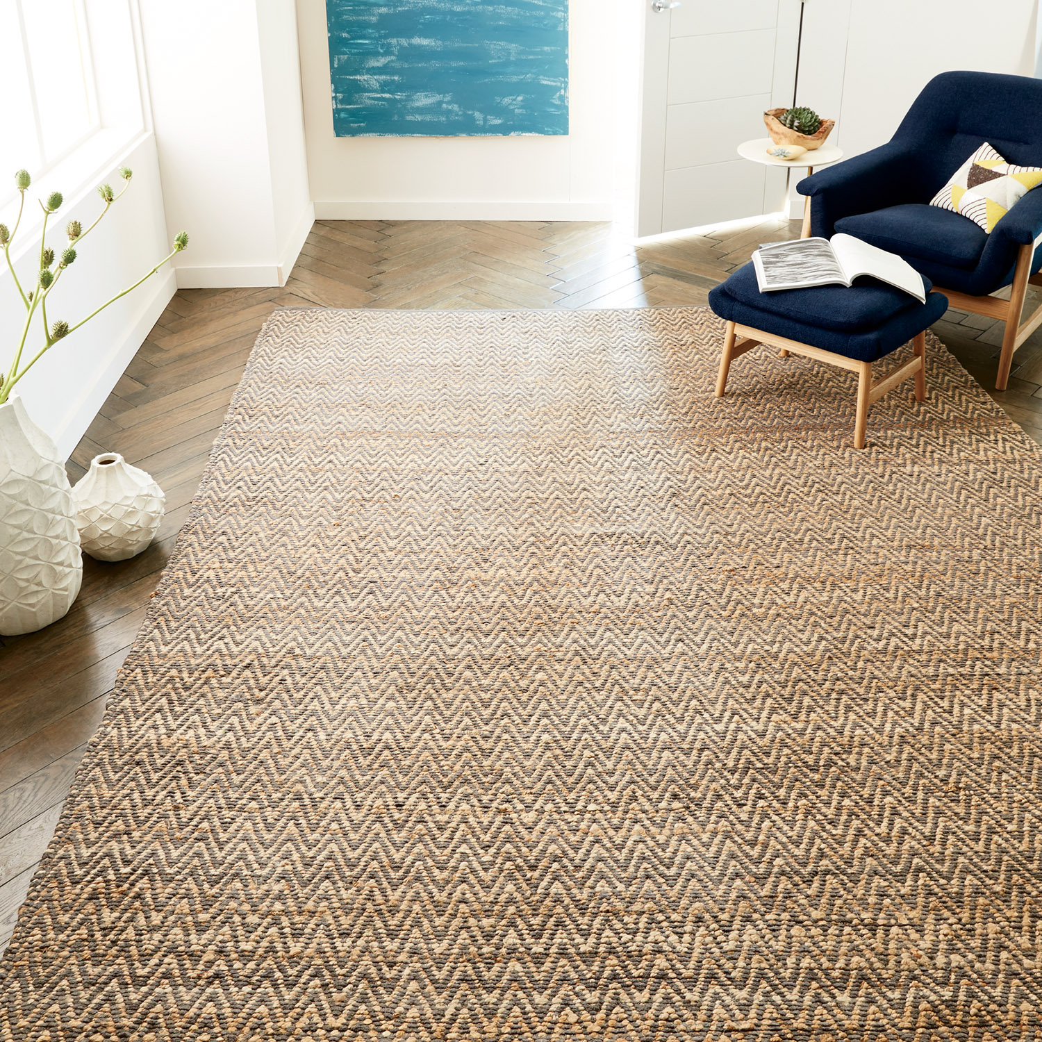 E Because Of Their Durability Affordable Price And Neutral Color Palette  Natural Rugs Are Especially Good For Hightraffic Areas