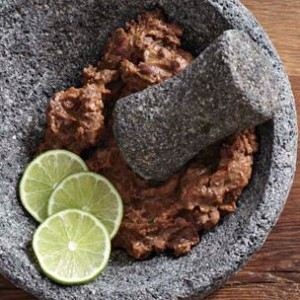 Chipotle-Black Bean Dip
