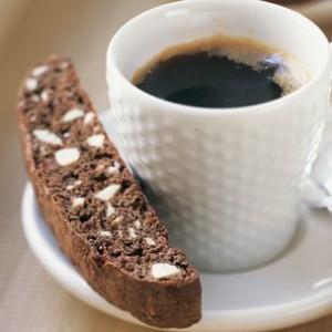 Chocolate-Cherry-Almond Biscotti