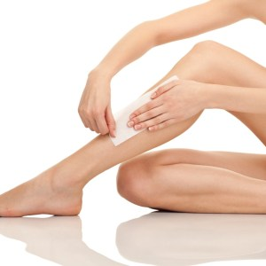 Waxing at home… Ouch! Do it in a less painful way