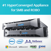 StarWind HyperConverged Appliance