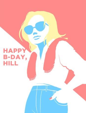 happy birthday, hillary clinton