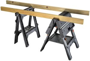 Pegasus and Clamping Sawhorse