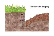 Keeping an Edge – Maintaining Bed Lines and Walkways