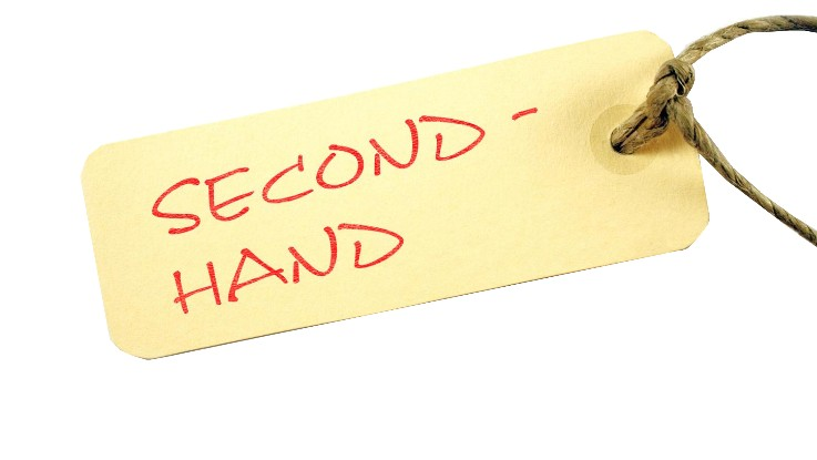 Second Hand Anhänger