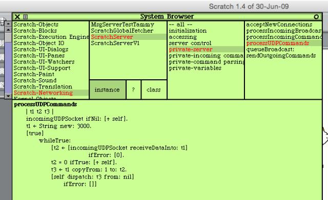 processUDPCommands in Scratch1.4