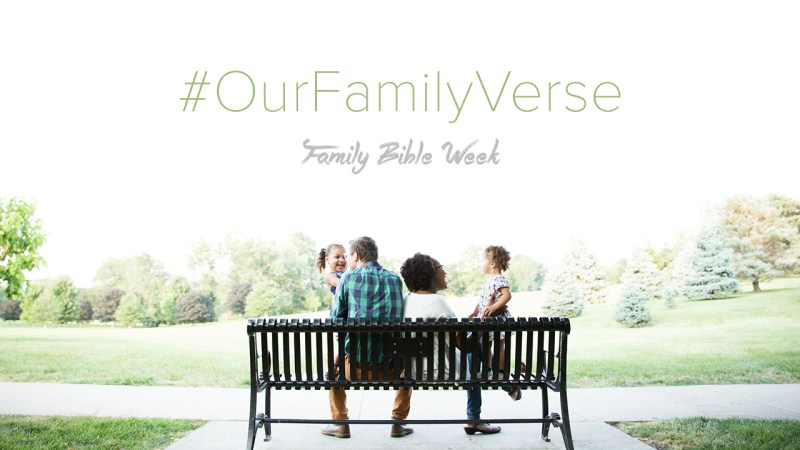 Large Of Bible Verse About Family