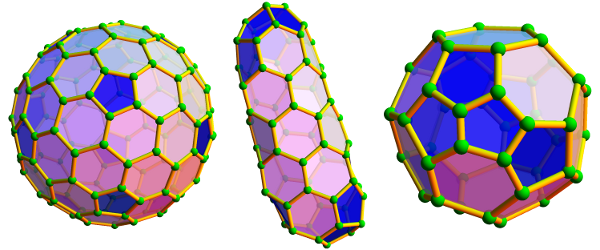 Larger Fullerene Examples