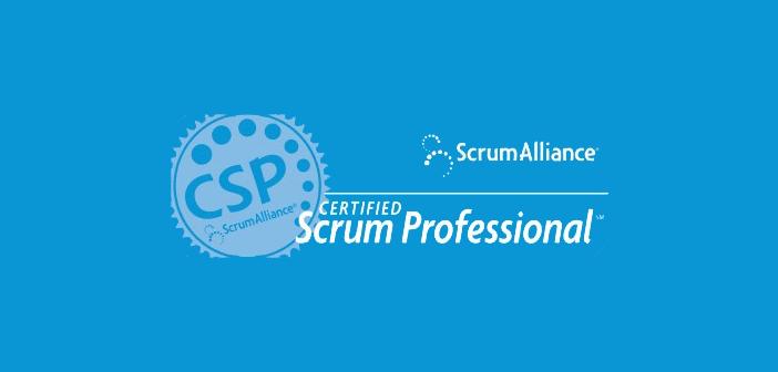 Présentation de la certification CSP de la Scrum Alliance