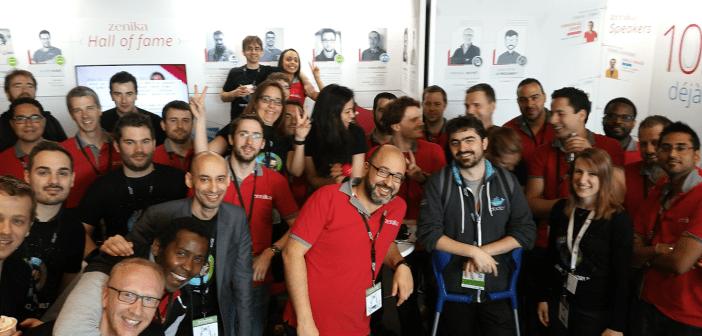 Zenika à Devoxx FR 2016