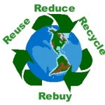reuse reduce recycle rebuy