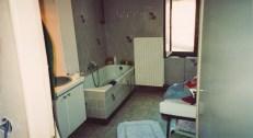 Niets veranderd in badkamer