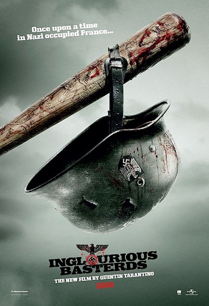 Inglorious Basterds, póster