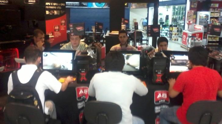 Desafio Counter Strike AMD Experience Point BLOGameros