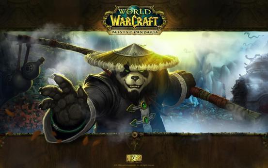 Mists of Pandaria Expansão World of Warcraft MMORPG