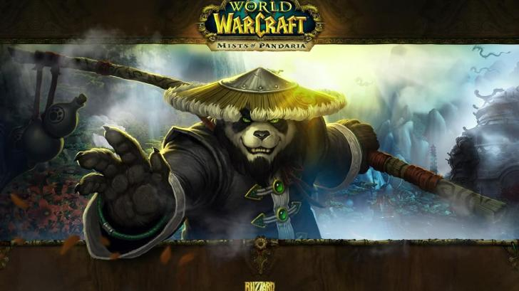 Mists of Pandaria Expansão World of Warcraft MMORPG