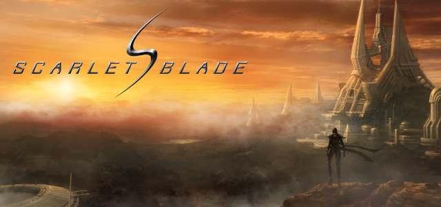 Scarlet Blade Novo MMORPG Aeria Games