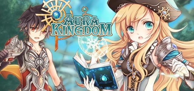 Aura kingdom MMORPG Aeria Games