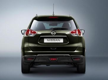 Nissan X-Trail 2014.5