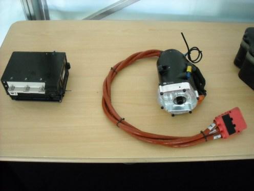 DCDC et MGU 208 FE