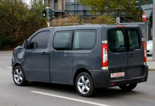 Photo  Citroën Jumpy 2015 : Surpris sur la route
